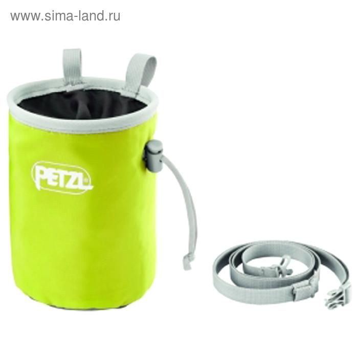 Мешочек для магнезии Petzl BANDI, цвет желтый