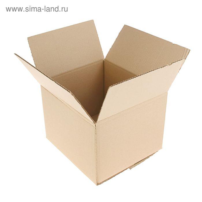 Коробка картонная 27,5 х 30,5 х 22,5 см, Т23