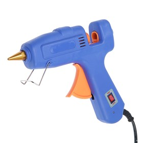 Glue gun TUNDRA comfort, with adjustable power 60-100 watts, 220 V , 11 mm