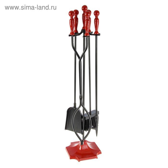 Каминный набор (RGR) N51032Red/Red