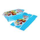 """Коробка подарочная """"Веселья и радости"""", Медвежонок Винни и его друзья, 14 х 22 х 8 см"""