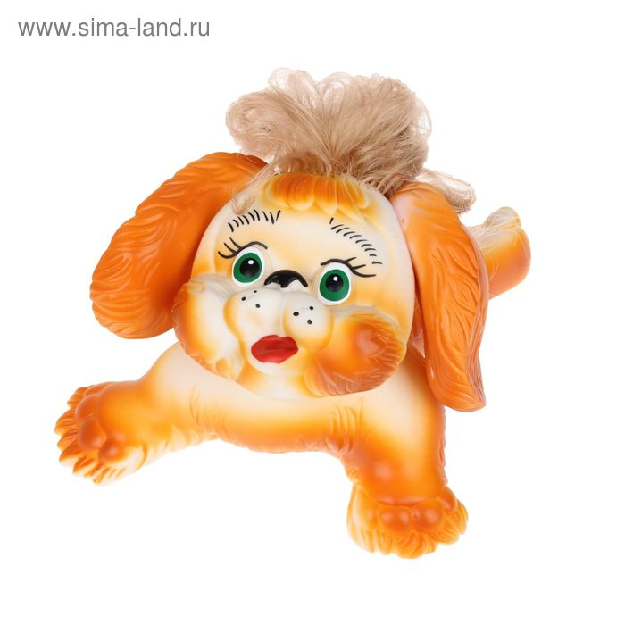 "Резиновая игрушка ""Собачка Франтик"""