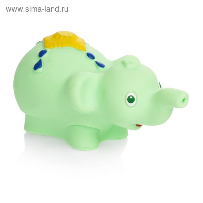 """Резиновая игрушка """"Слон Бом"""", МИКС"""