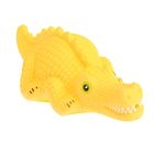 Резиновая игрушка «Крокодил Буль», МИКС
