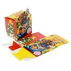 Складная коробка «Новогодний сюрприз», 8 × 8 × 6 см
