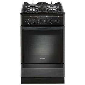 Плита газовая Gefest 5502-03 0044, 4 газовые конфорки, 55 л, электрическая духовка, чёрная