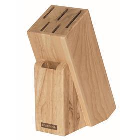 Блок Tescoma WOODY для 5 ножей и ножниц (869505)