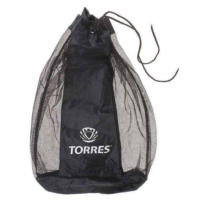 """Сумка-баул для мячей """"TORRES"""" арт.SS11069, на  15 мячей, черная"""