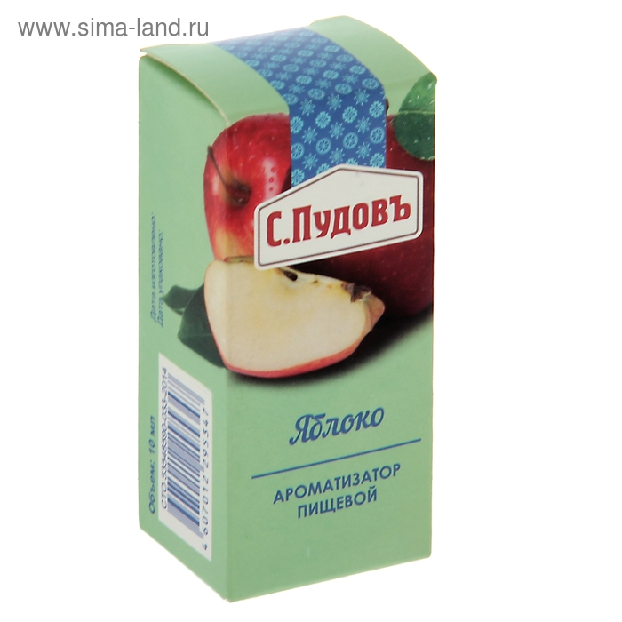 Ароматизатор Яблоко 10 гр. С.Пудовъ