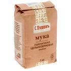 Мука пшеничная обойная цельнозерновая 1 кг. С.Пудовъ