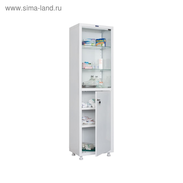 Шкаф медицинский МД 1 1657/SG