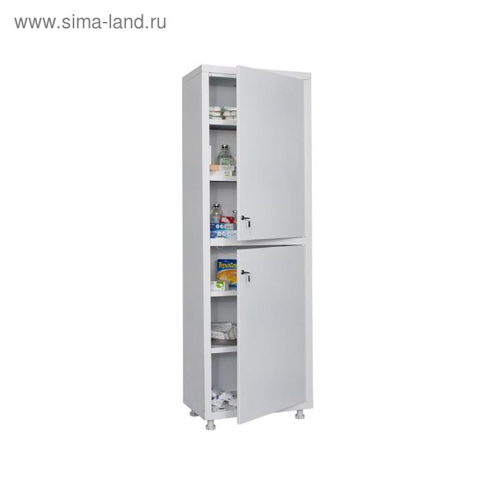 Шкаф медицинский МД 1 1760/SS