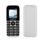 Мобильный телефон Alcatel 1016D, белый