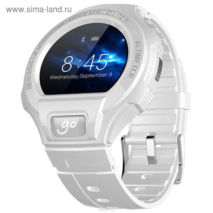 Смарт-часы Alcatel SM03, белый