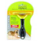Фурминатор FURminator Long Hair Large Dog, 10 см, для собак крупных длинношерстных пород