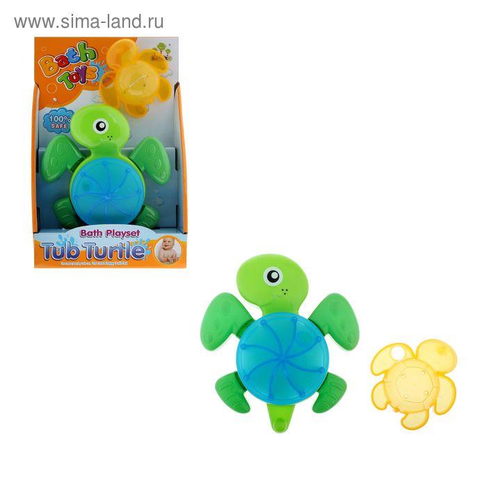 Игрушка для ванной «Черепашка», цвета МИКС