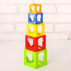 Развивающая игрушка 'Куб' Ош
