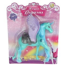 "Horse ""Magic Pegasus"", a MIX"