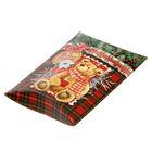 Коробка сборная фигурная «Новогодний подарок», 11 × 8 × 2 см