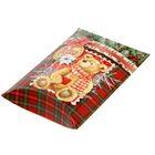 Коробка складная фигурная «Новогодний подарок», 19 × 14 × 4 см