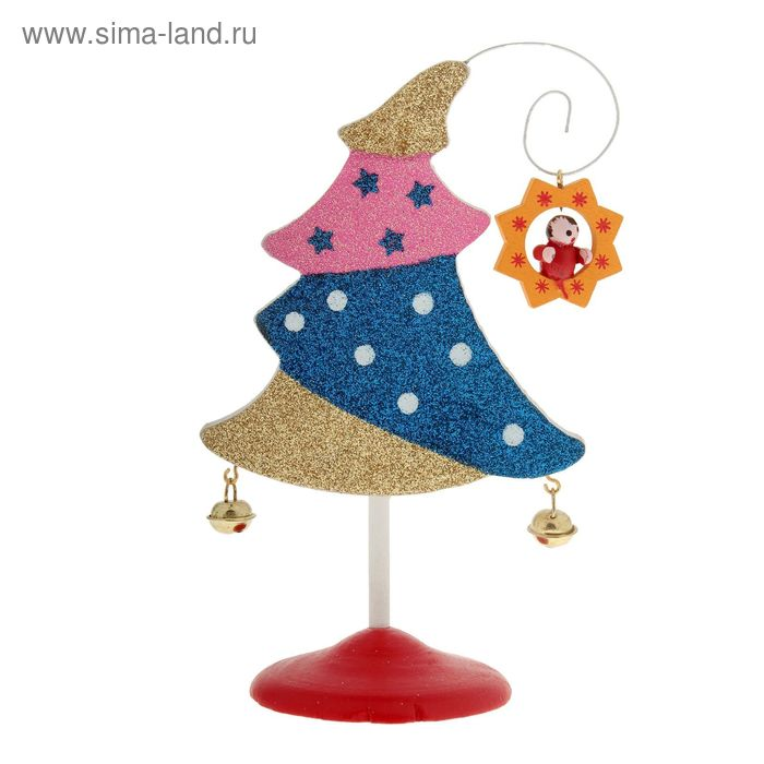"Сувенир новогодний на подставке ""Волшебное дерево"""