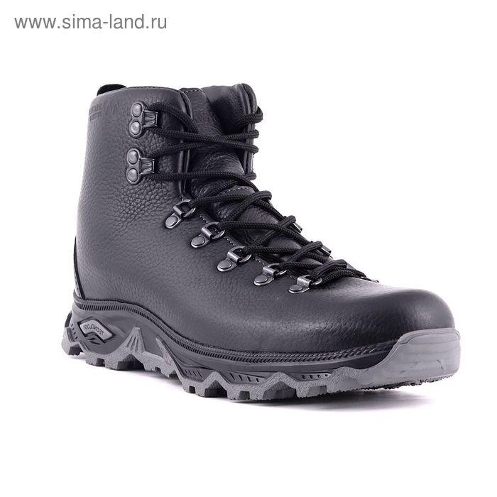 Ботинки TREK Викинг 81-01 мех (черный) (р.40)