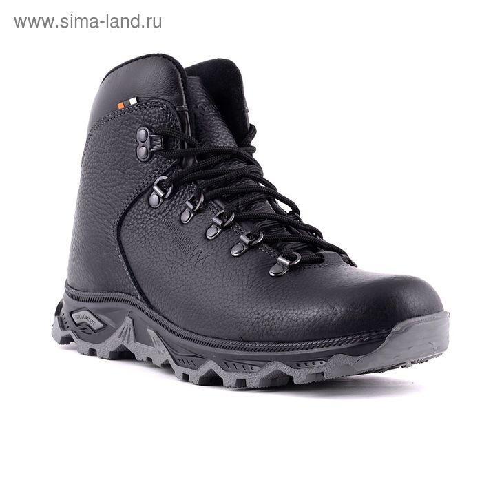 Ботинки TREK Хайкинг 36-01 капровелюр (черный) (р.40)