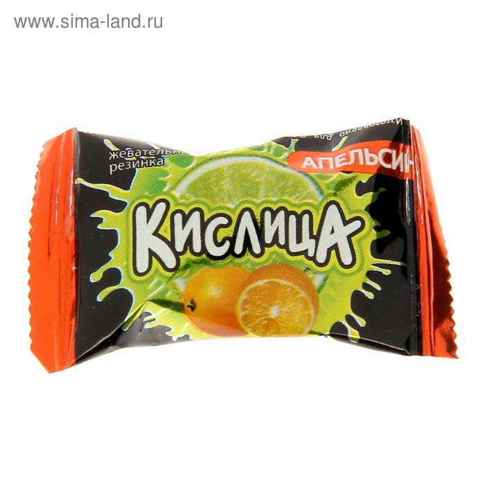 """Жевательная резинка """"Кислица"""" апельсин, 4 г"""