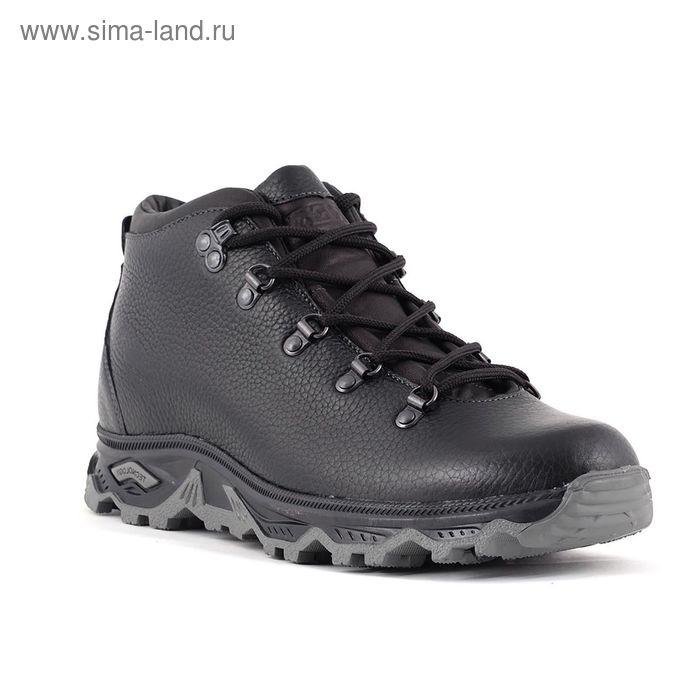 Ботинки TREK Анды 95-01 капровелюр (черный) (р.40)