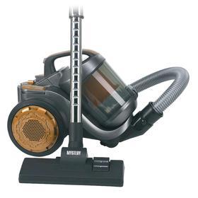 Пылесос Mystery MVC-1121, 1600 Вт, 1.5 л, серебристый