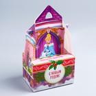 Подарочная коробка «С Новым Годом!», Принцессы, 15 х 10 х 10 см