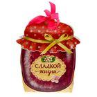"""Домик для чайных пакетиков без европодвеса """"Необычайной радости"""", 20,7 х 35,4 см"""