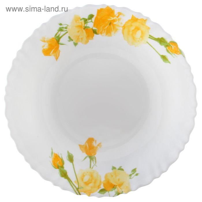 Тарелка десертная d=19 см Rose Crown