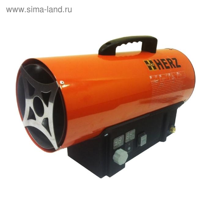Пушка тепловая с газовой горелкой HERZ G-10