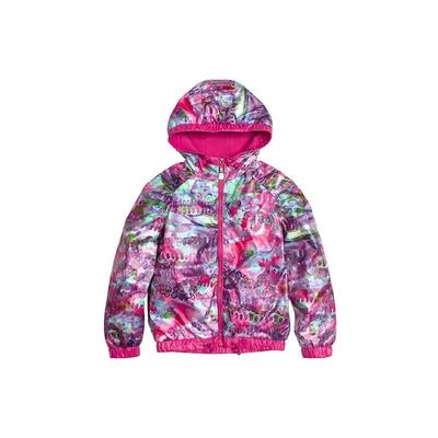 Ветровка для девочки, возраст 3 года, цвет розовый