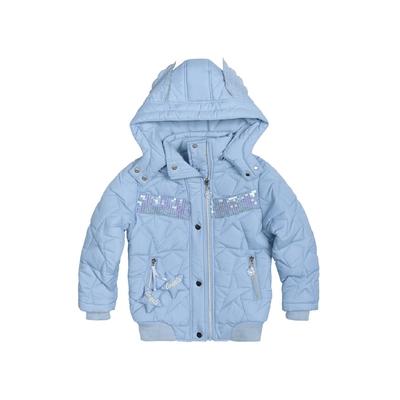 Куртка для девочки, 3 года, цвет голубой GZWL380