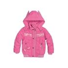 Куртка для девочки, возраст 5 лет, цвет розовый