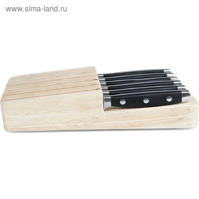 Набор ножей для стейка, 6 шт