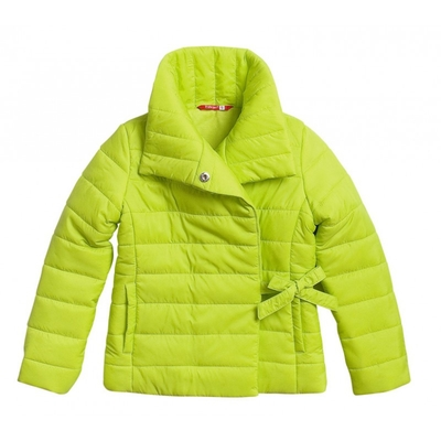 Ветровка для девочки, возраст 2 года, цвет зелёное яблоко