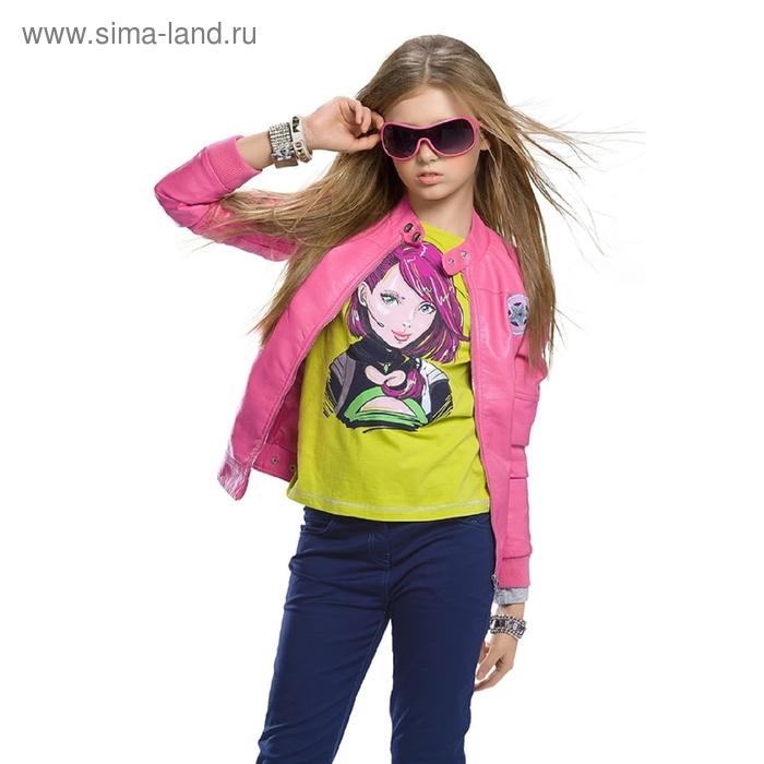 Ветровка для девочки, 11 лет, цвет розовый GZIN488