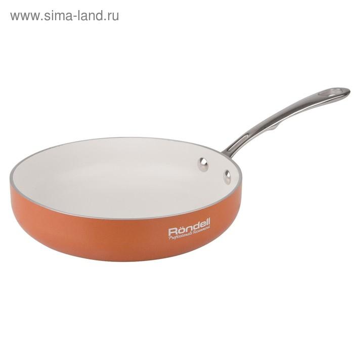 Сковорода d=28 см Terrakotte Rondell