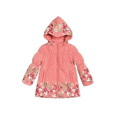 Куртка для девочки, 3 года, цвет коралловый GZWL378/1