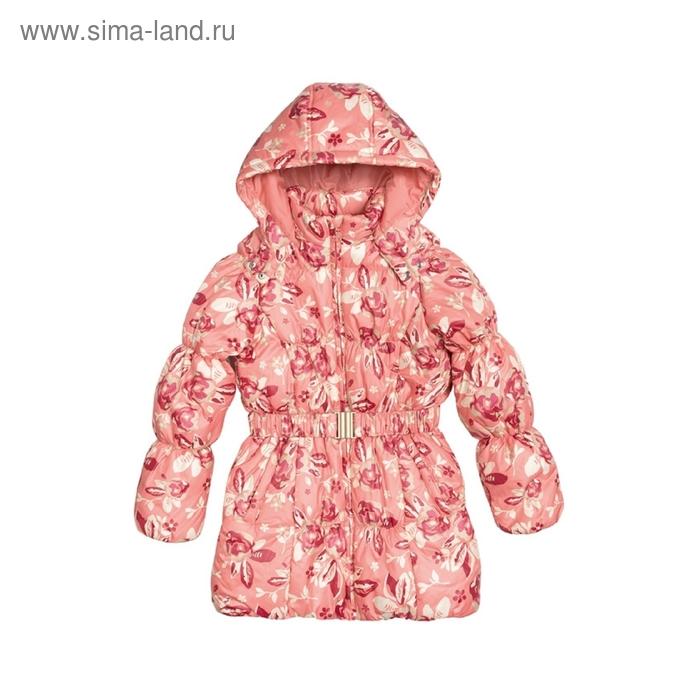 Куртка для девочки, 11 лет, цвет коралловый GZWL483/1
