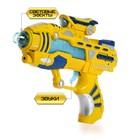 Пистолет «Бластер», свет и звук, работает от батареек - фото 106545079