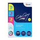 Бумага Color Copy А4 280г 150л, 160%CIE