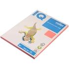 Бумага цветная IQ COLOR Neon (А4,80г,NEOPI-розовый неон) пачка 100л, А+