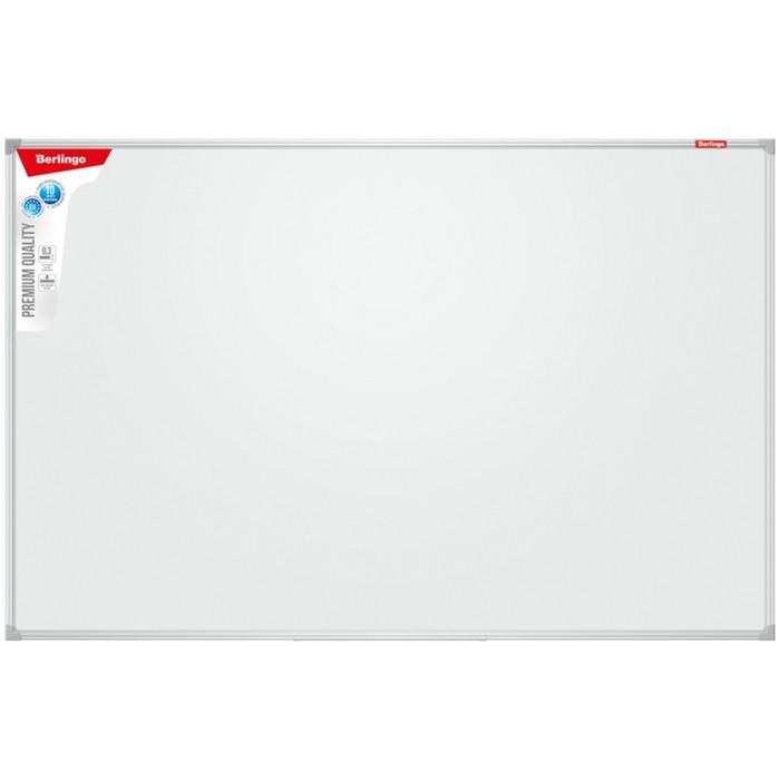 Доска магнитно-маркерная 60х90 см, Premium, алюминиевая рамка, полочка