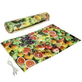 """Сушилка для овощей и фруктов """"Самобранка"""", 150 Вт, 75 х 50 см, рисунок """"Фрукты"""""""