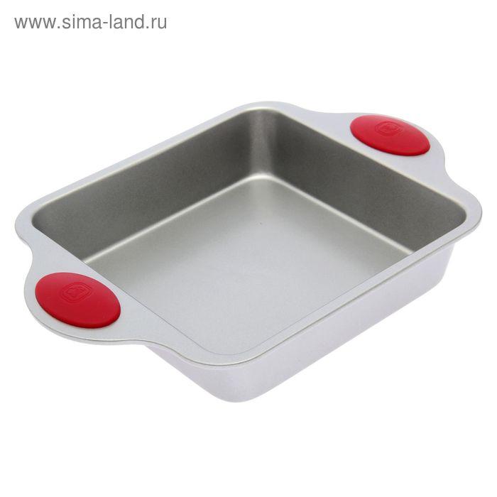 Форма для запекания квадр.20,3*20,3 см Brial Rondell 403
