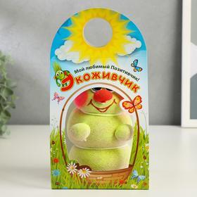"Растущая травка Экоживчик ""Гусеница"" МИКС - фото 7393246"